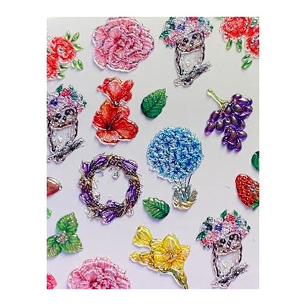 Купить Anna Tkacheva, 3D-слайдер Crystal №638