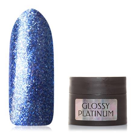 Irisk, Гель-лак Glossy Platinum №14 хондроитин 5% 30г гель