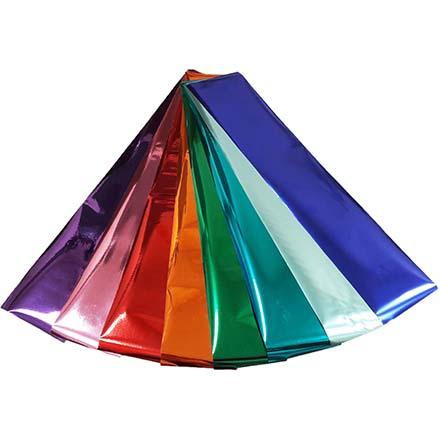 Купить De.Lux, Набор переводной цветной фольги, 8 шт.