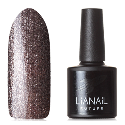 Lianail, Гель-лак Future, Black flash lianail гель лак future purple flash