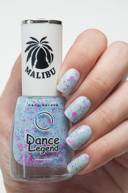 Dance Legend, Malibu, цвет № 592 Wave-Winner 15 мл