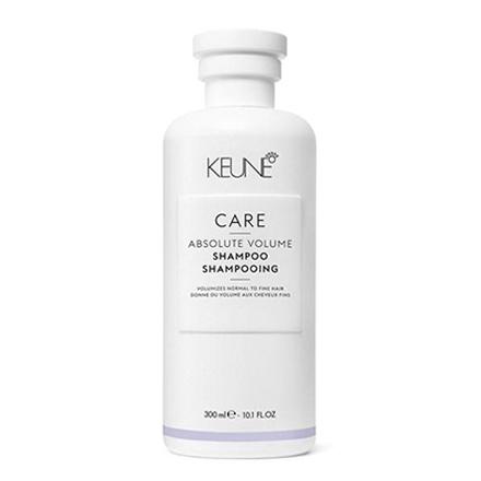 KEUNE, Шампунь Care Absolute Volume, 300 млШампуни для волос<br>Очищающее средство с протеинами пшеницы для укрепления волос.
