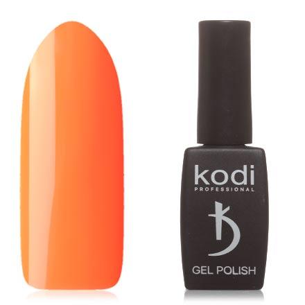 Kodi, Гель-лак №50BRKodi Professional<br>Гель-лак (12 мл) ярко-оранжевый, без перламутра и блесток, плотный. Прошлая серия: №251.