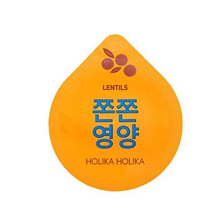Holika Holika, Ночная маска для лица Super Food, питательная, 10 г