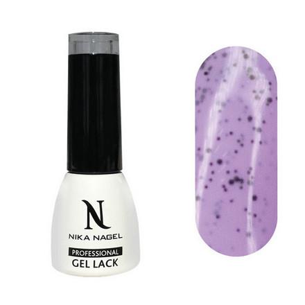 Купить Nika Nagel, Гель-лак «Смузи» XL №21, Фиолетовый