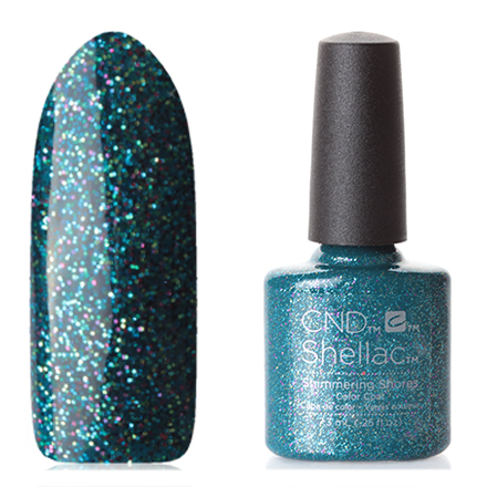CND, цвет Shimmer Shores cnd цвет jellied