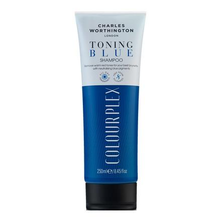 Купить Charles Worthington, Шампунь Colourplex Toning Blue, 250 мл