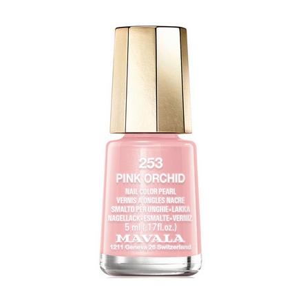 Mavala, Лак для ногтей №253, Pink OrchidMavala<br>Лак для ногтей (5 мл). Точное описание цвета появится в ближайшее время.