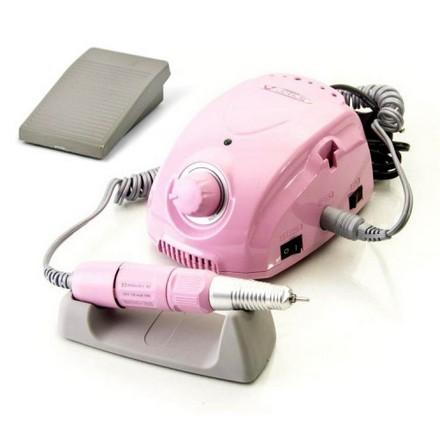 Купить Машинка для маникюра и педикюра Мarathon, Аппарат 3 Champion /SH20N, Розовый, Marathon