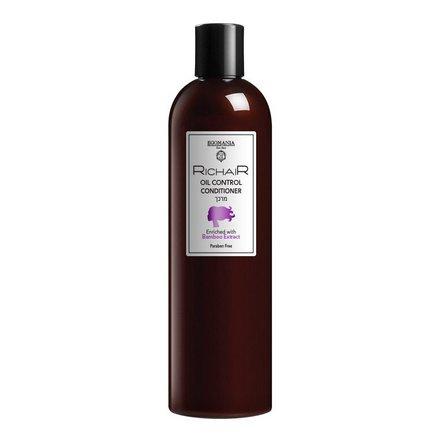 Egomania, Кондиционер RichaiR Oil Control, 400 млБальзамы для волос<br>Кондиционер для ухода за жирной кожей головы и волосами.