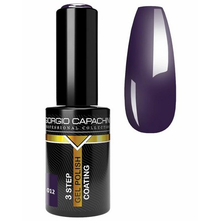 Купить Giorgio Capachini, Гель-лак Business Style №012, Фиолетовый