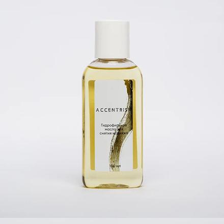 Купить RuNail, Гидрофильное масло для снятия макияжа Accentrism, 100 мл