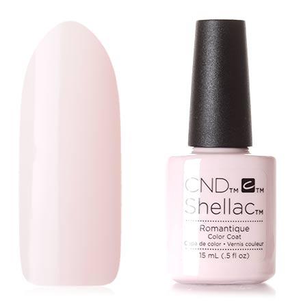 CND, цвет Romantique, 15 мл