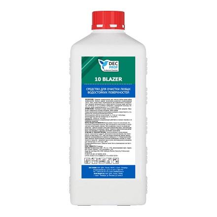 Купить DEC PROF, Средство для очистки водостойких поверхностей, 1 л