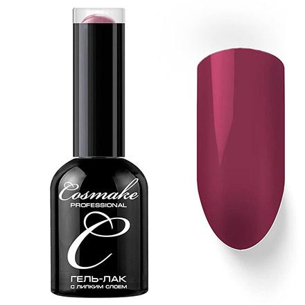 Купить Cosmake, Гель-лак №131, Розовый