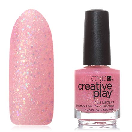CND Creative Play, цвет Pinkle Twinkle, 13,6 мл cnd лосьон creative scentsations wildflower