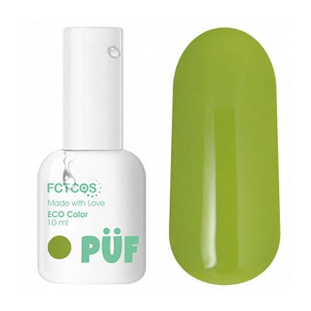 Купить Puf, Гель-лак Eco №028, PÜF, Зеленый