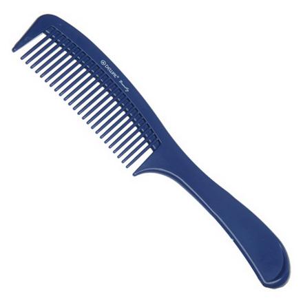 Купить Dewal, Расческа с ручкой, синяя, 22 см