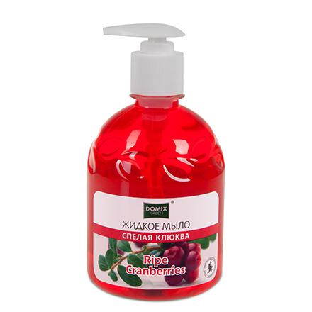 Купить Domix, Жидкое мыло «Спелая клюква», 500 мл
