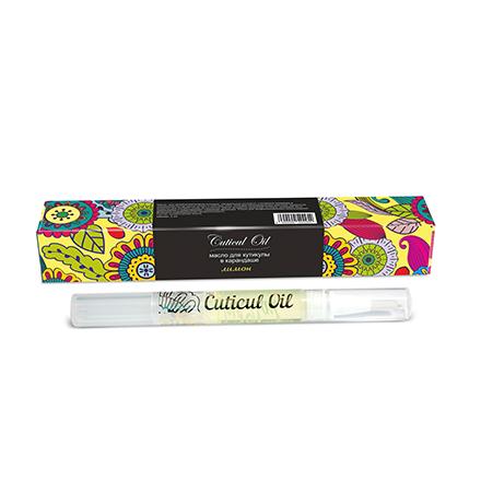 Фото - JessNail, Масло для кутикулы в карандаше «Лимон» jessnail пылесос для маникюра jn 001 белый