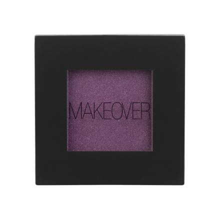 MAKEOVER PARIS, Тени для век Single Eyeshadow, Lilac