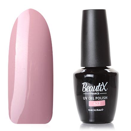 Beautix, Гель-лак №622, 15 мл beautix гель лак 115 15 мл