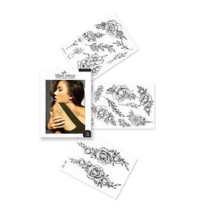 Miami Tattoos, Переводные тату Renaissance фото