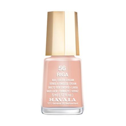Купить Mavala, Лак для ногтей №56, Riga, Розовый
