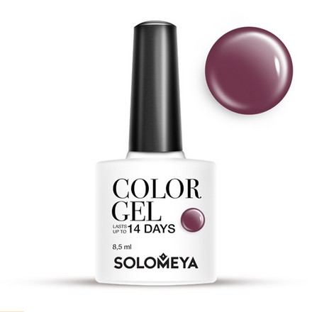 Купить Solomeya, Гель-лак №26, Red-Violet, Wella Professionals, Фиолетовый