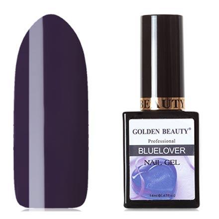 Bluesky, Гель-лак Golden Beauty Bluelover №06 bluesky гель лак golden beauty 66