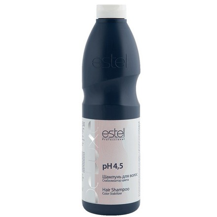 Estel, Шампунь De Luxe, стабилизатор цвета для волос, 1000 мл недорого