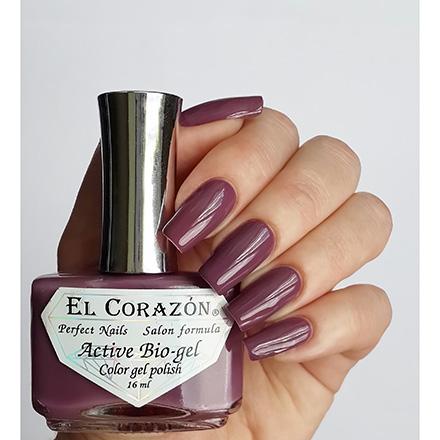 Купить El Corazon Лечебная Серия Цветной Биогель, № 423/281 16 ml, Фиолетовый