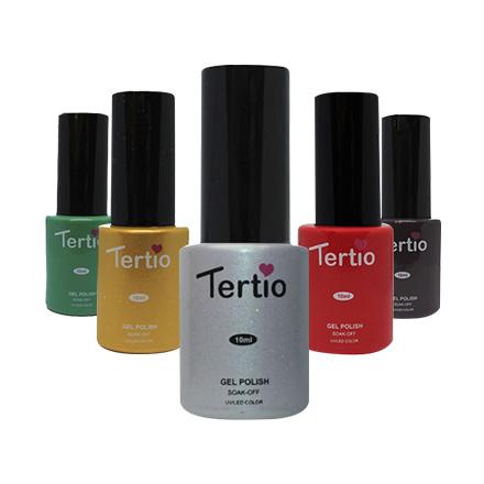 Tertio, Набор гель-лаков «Новогоднее настроение»