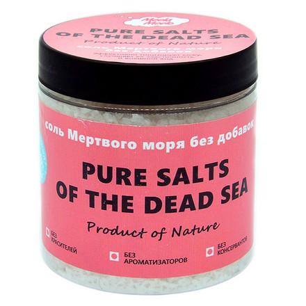Фото - Meela Meelo, Соль Мертвого моря, без добавок, 500 мл meela meelo соль мертвого моря с лавандой и геранью 500 мл