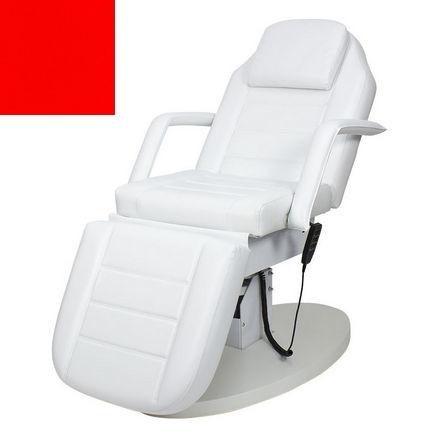 Купить Мэдисон, Косметологическое кресло «Элегия-02», красное матовое