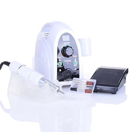 Купить Аппарат для маникюра IRISK, Аппарат 65 W, цвет белый
