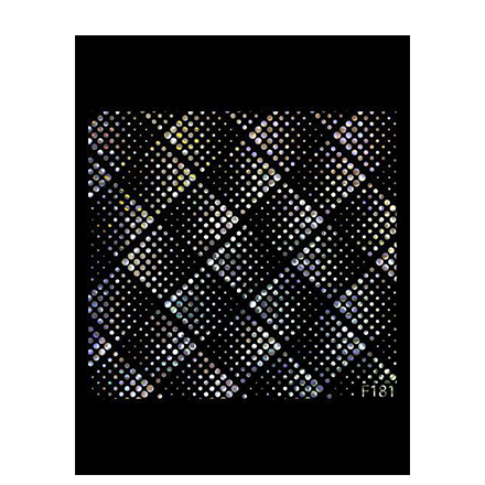 Milv, Слайдер-дизайн F181 №15, голография