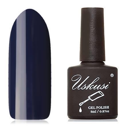 Uskusi, Гель-лак №317Uskusi<br>Гель-лак (8 мл) сапфирово-синий, без перламутра и блесток, плотный.<br><br>Цвет: Синий<br>Объем мл: 8.00