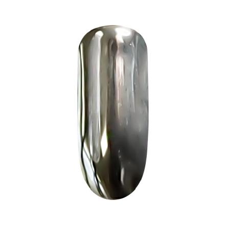 Patrisa Nail, Втирка «Зеркальный блеск», сереброВтирка для ногтей<br>Зеркальная втирка супермелкого помола для дизайна ногтей (0,5 г).