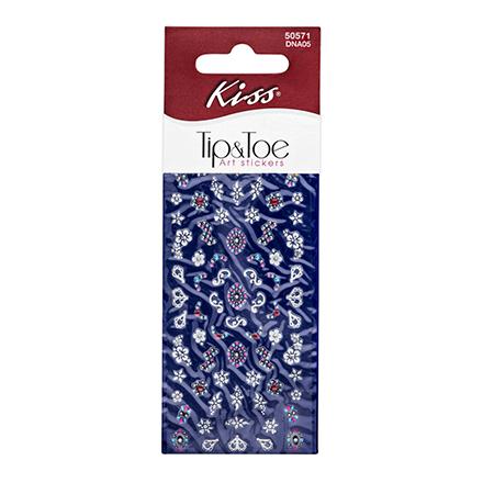Kiss, Набор стикеров для ногтей Melon