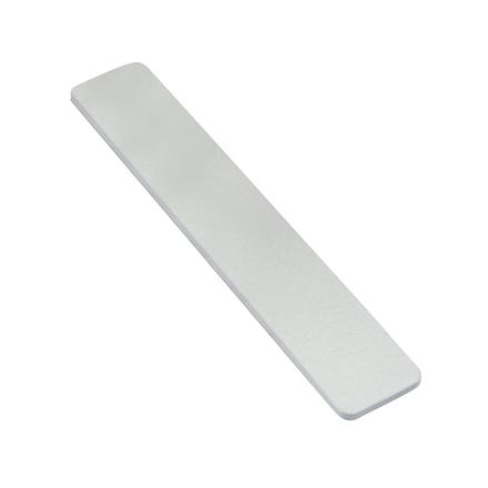 Yoko, Пилка прямая широкая Y SF001 P, белая, 100/100 yoko пилка y sbf 015 p черная 100 180
