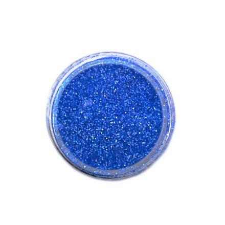 TNL, Меланж-сахарок для дизайна ногтей №8 светло-синий (TNL Professional)