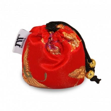 Masura, Шелковый мешочек АЦУИ Красный Шелк