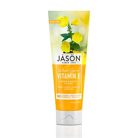 JASON, Лосьон для рук и тела Vitamin E, 227 г