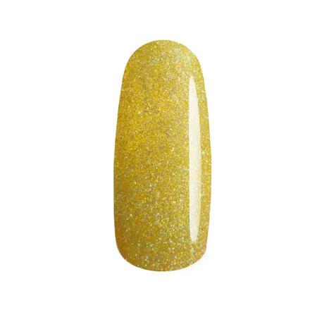 Masura, Лак для ногтей «Золотая коллекция», АндалусияMasura<br>Лак (3,5 мл) лаймовый зеленый с желтым подтоном, с голографическими блестками, плотный.