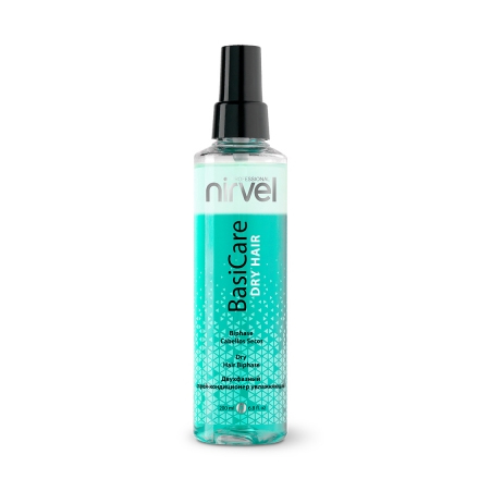 Купить Nirvel Professional, Спрей-кондиционер для волос Biphase Dry, 200 мл