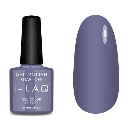 Купить I-LAQ, Гель-лак №128, Фиолетовый