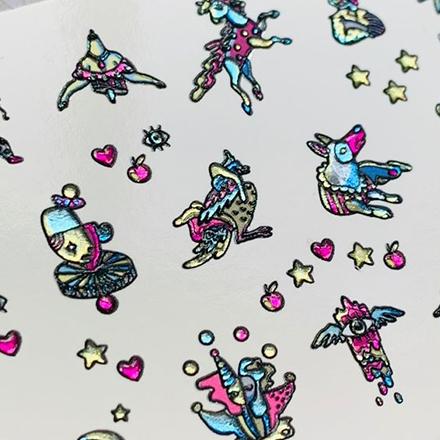 Купить Anna Tkacheva, 3D-слайдер Crystal HT №399