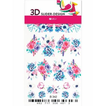 Купить Milv, 3D-слайдер B342