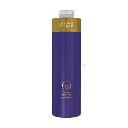 Estel, Шампунь Q3 Comfort, для волос с комплексом масел, 1000 мл купальник женский animal ilsa bikini beige brown blue